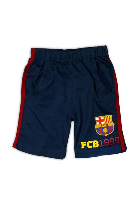 9a5578ca5 Spodenki Szorty FC Barcelona · 33168_1_SZORTY CHLOPIECE FCB 52 07 041  granatowy
