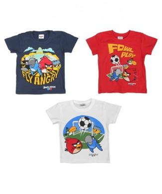 5408213379488 T-shirt Angry Birds Rio