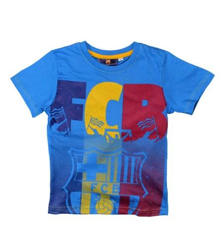 5901854819013 T-shirt FC Barcelona niebieski
