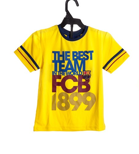 t-shirt FCB zolty_IMG_5566