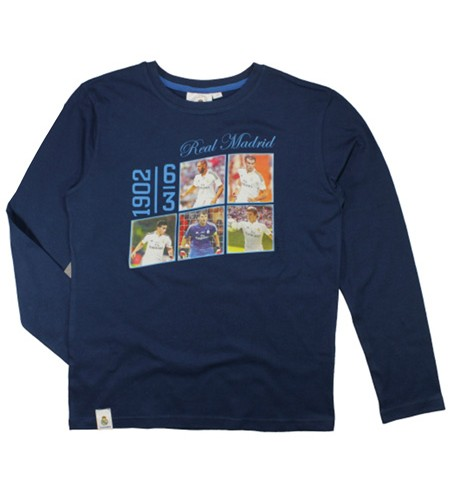 T-SHIRT CHLOPIECY RM 52 02 028 niebieski