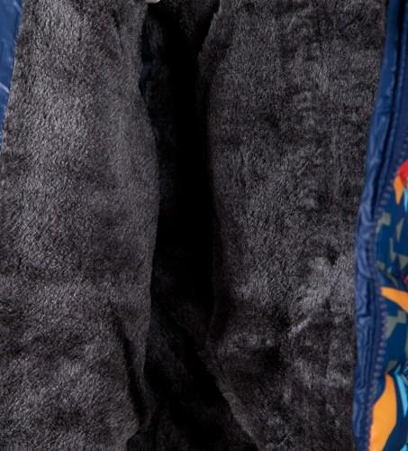 kurtka ziomowa chlopiec niebieski kolorowy IMG_1187