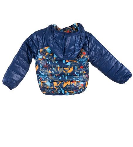 kurtka ziomowa chlopiec niebieski kolorowy IMG_1189