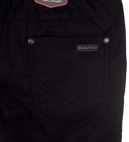 spodnie czarne megajunior_45