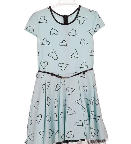 sukienka niebieski megajunior_pl_41