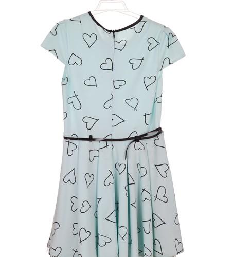 sukienka niebieski megajunior_pl_42