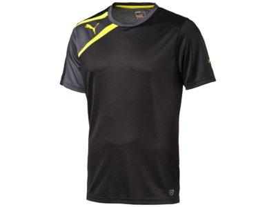 t-shirt puma z żółtym