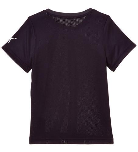 t-shirt puma czarny megajunior 1