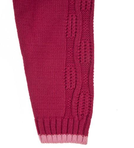 sweterek zimowy z zamkiem megajunior_4