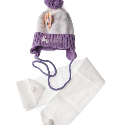 czapka i szalik komplet megajunior_1
