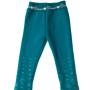 spodnie ocieplane dla dziewczynki megajunior