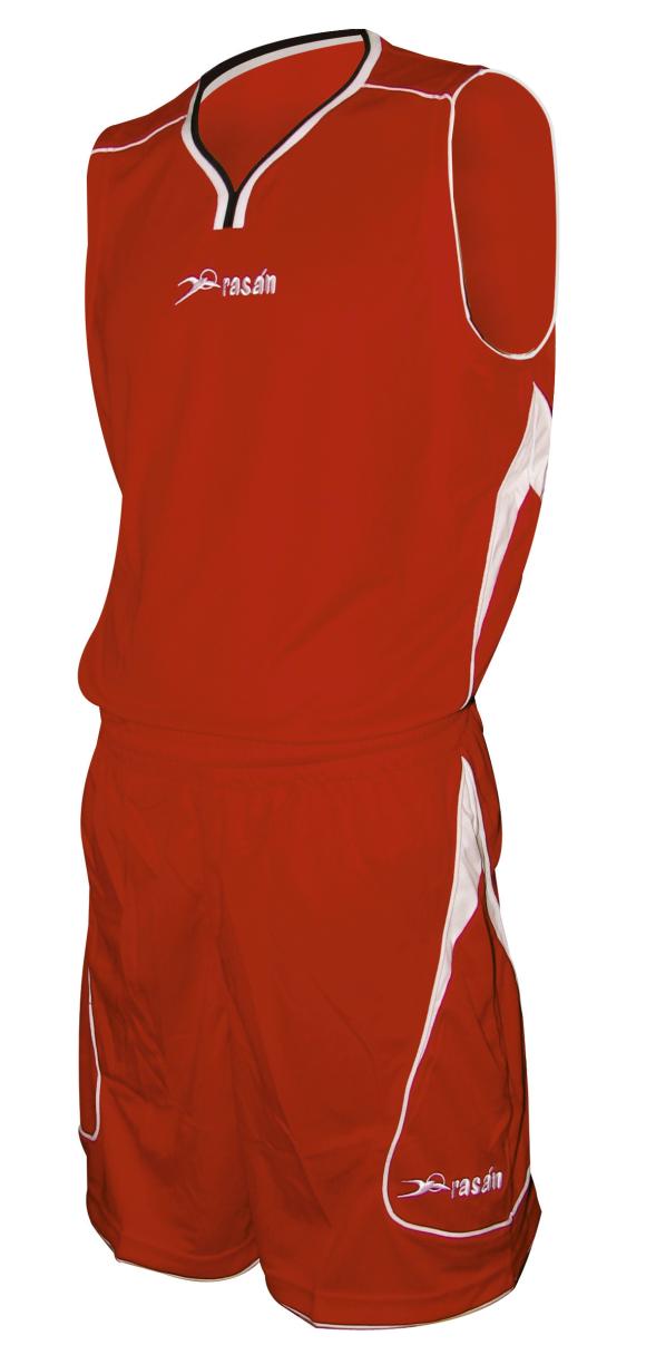 rasan czerwony basket